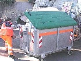 rifiuti castelvetrano