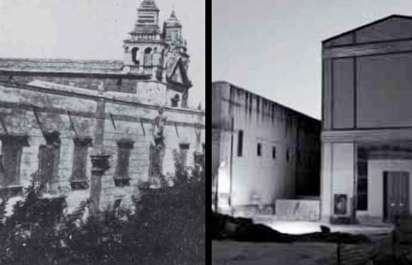 Santa Margherita Belìce, prima e dopo il terremoto