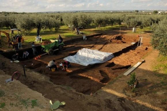 scavi cam selinunte