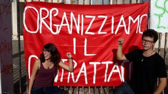 sciopero studenti castelvetrano 2