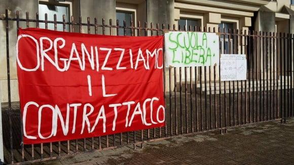 sciopero studenti castelvetrano 3