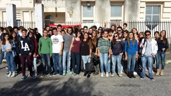 sciopero studenti castelvetrano