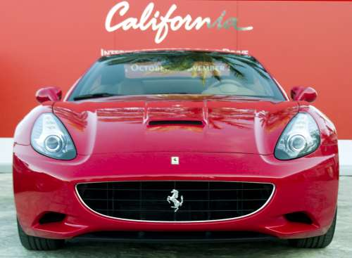 Ferrari California Trapani