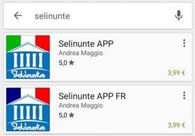 selinunte app