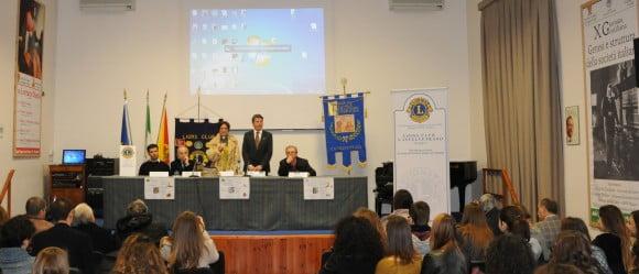 seminario Lions liceo classico