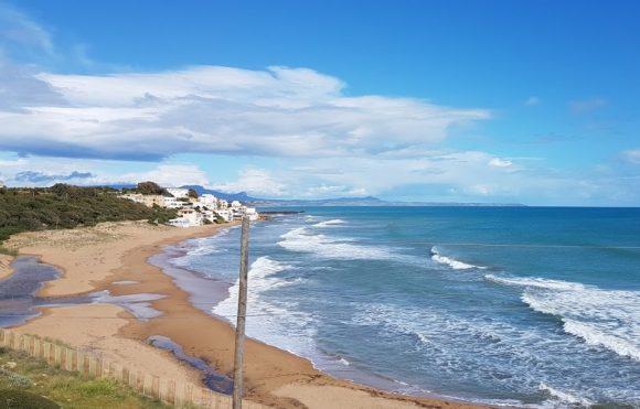 spiaggia selinunte marinella