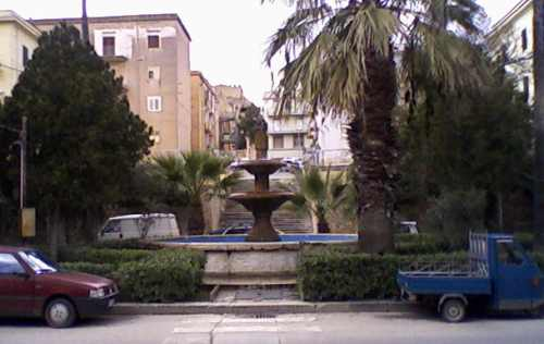 Stazione Ferrovia Castelvetrano