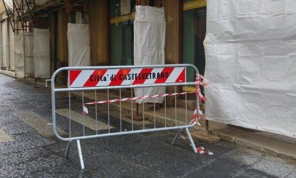 strada chiusa castelvetrano