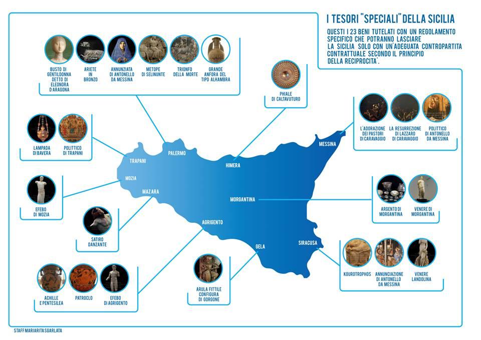 tesori sicilia