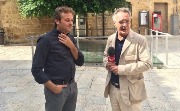 Felice Errante e Francesco Vitale