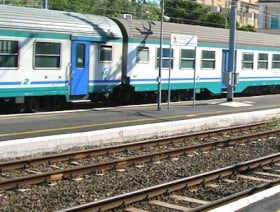 treno castelvetrano