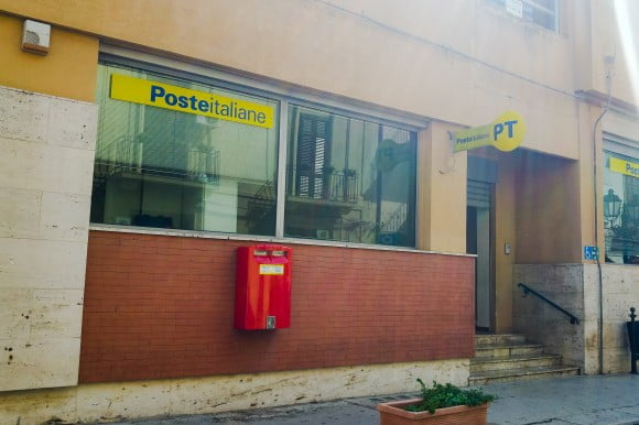 ufficio postale castelvetrano posta
