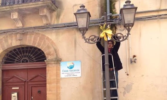 vandali mimosis castelvetrano