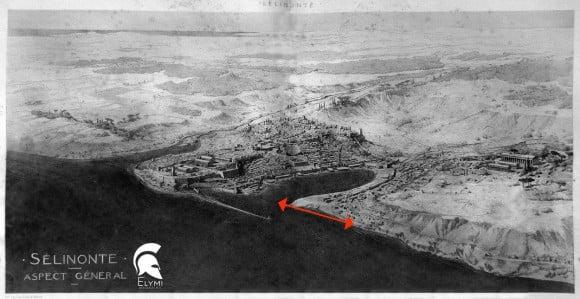 vecchio porto selinunte 2