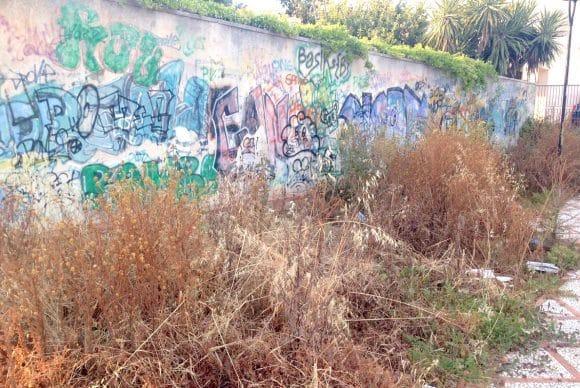 verde pubblico castelvetrano selinunte 2