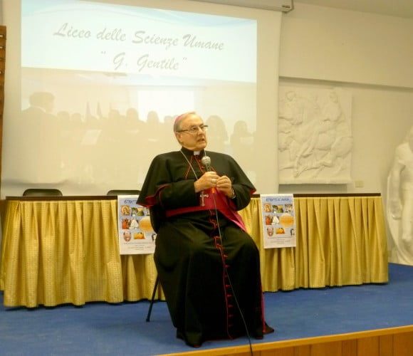 vescovo mogavero gentile castelvetrano 2