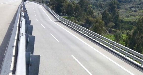 viadotto A19 Palermo Catania