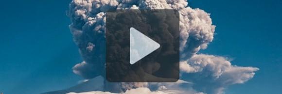 video fumo etna