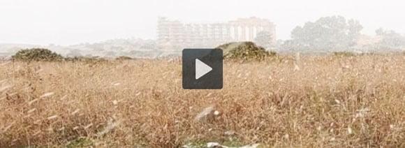 video-nevicata-selinunte-2