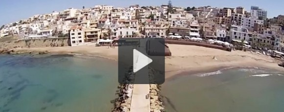 video selinunte drone