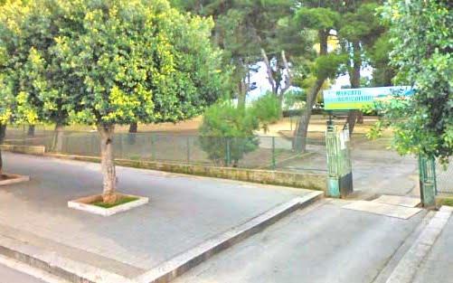 villa parco rimembranze