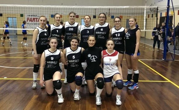 volley castelvetrano
