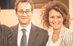 Marco Campagna e Monica Di Bella